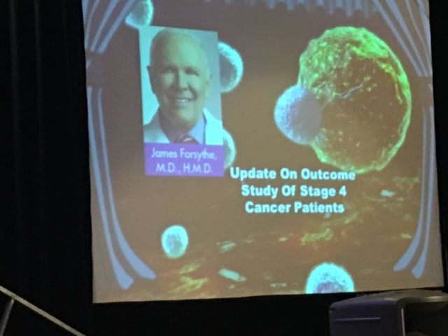 Update on Outcome Study of Stage 4 Cancer Patients